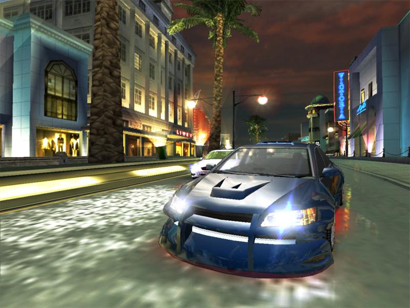 Need for speed underground 2 картинки из игры